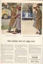 1939 Six & 120 Advertisement