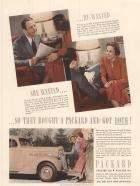 1937 Six Touring Sedan - Advertisement