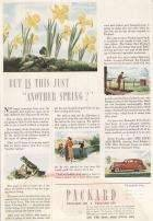 1937 Six and 120 Advertisement