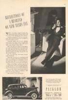 1937 Six for Five Passengers - Advertisement