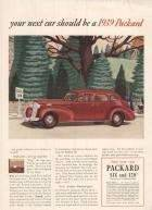 1939 Six and 120(Eight) - Advertisement
