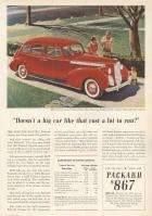1940 One-Ten Touring Sedan - Advertisement