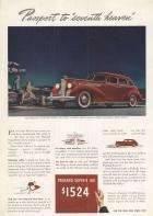 1940 Super-8 One-Sixty Touring Sedan