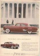 1951 Packard Patrician 400 Advertisement