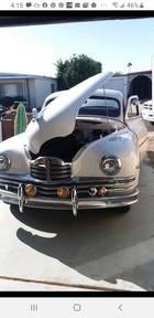1949 Packard Series 23 Deluxe