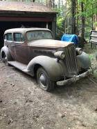 1937 Packard 115c Conn.