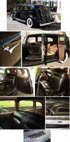 1936 Packard 1408 Limo 12 Miscelaneous 2