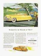 1948 PACKARD SUPER EIGHT CONV ADVERT