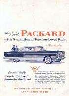 1955 PACKARD TORSION LEVEL ADVERT