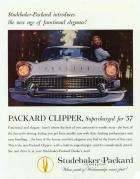 1957 PACKARD CLIPPER ADVERT