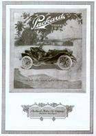 1908 PACKARD THIRTY ADVERT-B&W