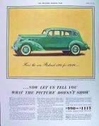 1936 PACKARD ADVERT