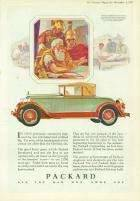 1927 PACKARD ADVERT