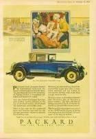 1928 PACKARD ADVERT