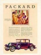 1929 PACKARD ADVERT