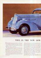 1936 PACKARD 120 ADVERT LH