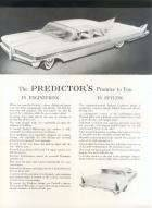 Predictor Advertisement