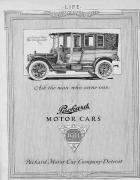 1911 PACKARD ADVERT-B&W