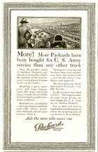 1916 PACKARD TRUCK ADVERT-B&W