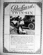 1916 PACKARD ADVERT-B&W
