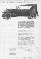 1924 PACKARD ADVERT-B&W