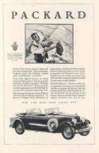 1930 PACKARD ADVERT-B&W