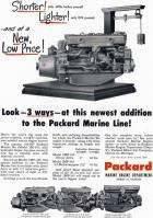 Packard Marine Engine advertisement