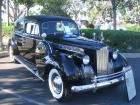 1940 Custom Super Eight Formal Sedan