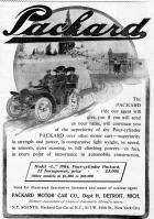 1904 PACKARD ADVERT-B&W