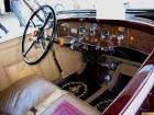 Packard 1930 Custom Eight 2dr rdstr MrnBlk intrr-dash