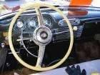 Packard 1953 Derham 4dr limo sdn Blk intrr-dash