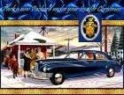 1946 PACKARD CLIPPER CHRISTMAS ADVERT