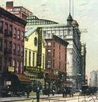 Longacre Square (Times Square) Packard NYC