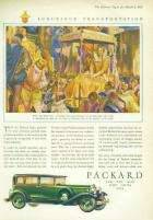 1930 PACKARD ADVERT