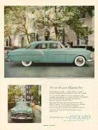 1951 PACKARD ADVERT