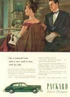 1946 PACKARD SUPER CLIPPER SEDAN ADVERT