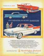 1958 PACKARD ADVERT
