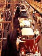 22nd Series Convertibles on the Assembly Line