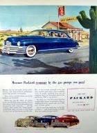 1948 PACKARD 22ND SERIES ADVERT