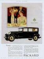 1927 PACKARD ADVERT
