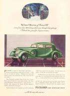 Packard Twelve 5 Passeger Club Sedan