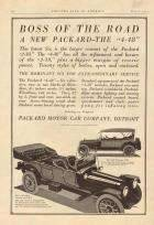1915 Packard Advert