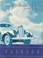 1938 Spanish Packard Advert Section 1