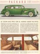1938 Spanish Packard Advert Section 4
