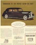 1940 Packard Custom One-Eighty