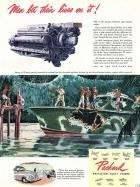 1944-45 PACKARD WWII ADVERT
