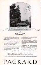 1925 Packard Six Coupe Advert