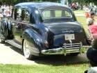 1941 Super 8 Custom 180 by LeBaron. Body type 1420 with divider window