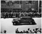 1939 Packard super eight in parade for King George VI & Queen Elizabeth's visit to Canada, spring 19