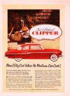 1953 PACKARD CLIPPER ADVERT
